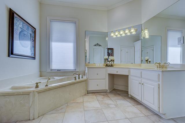 luxusní koupelna