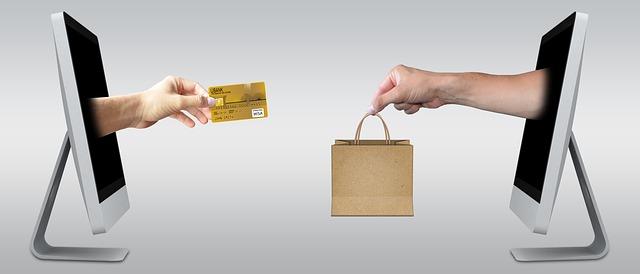 platební karta a internet